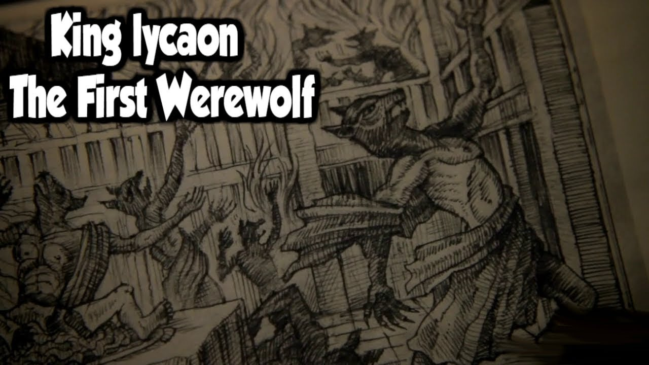The Story of King Lycaon and Zeus - The Origins Of The First Werewolf  (Greek Mythology Explained)
