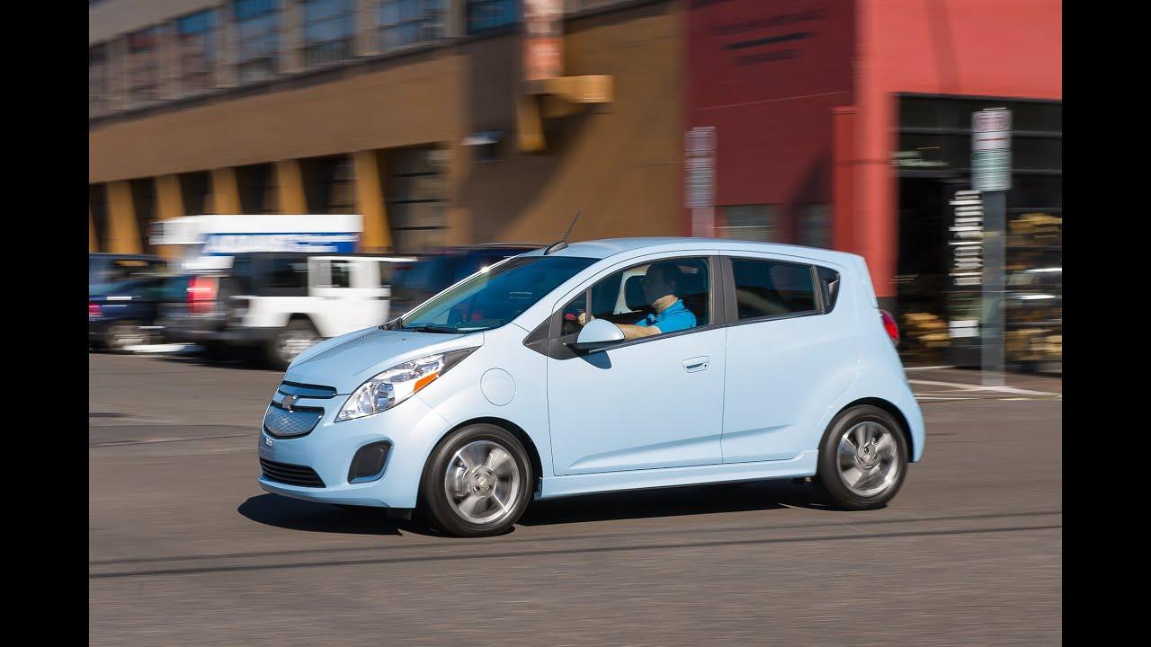2015 Chevy Spark EV More Torque Than A Subaru STI