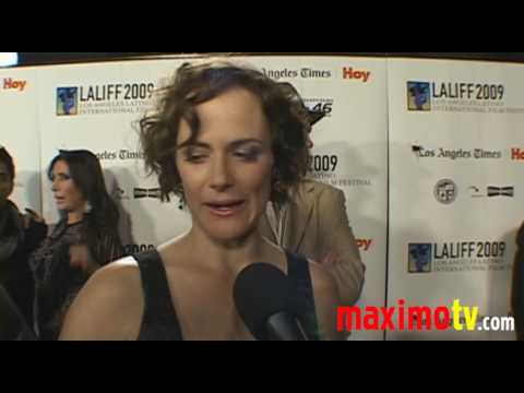 SARAH CLARKE on Women In Trouble and Twilight Ese Laliff 2009