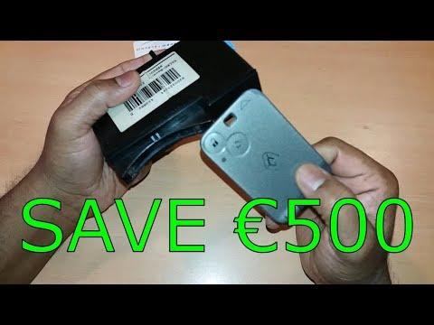 How to fix broken pins: Renault Megane / Laguna / Scenic and Espace key card readers~ save €500!