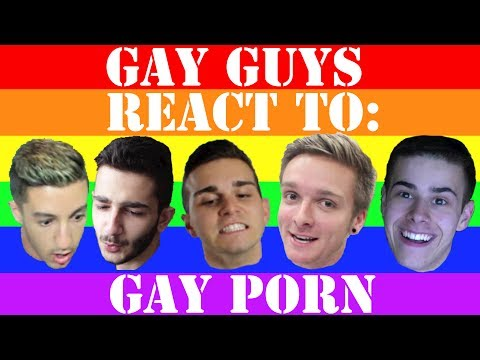 Gay Guys React To Gay Porn