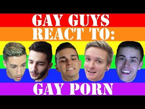 Gay Guys React To Gay Porn