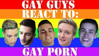 One of Michael Rizzi's most viewed videos: Gay Guys React To Gay Porn