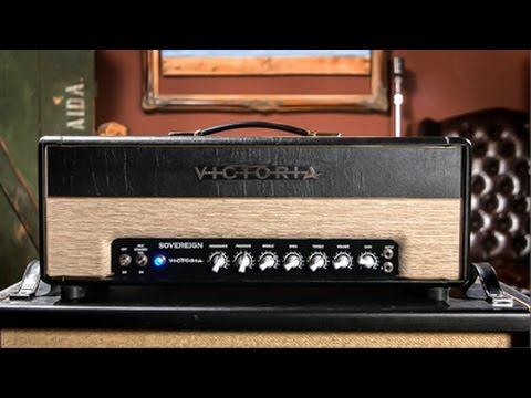 Victoria Sovereign Amp Head Demo