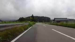 2013七尾トライアスロン・バイク(10倍速)Nanao Triathlon Japan with Panasonic HX-A100