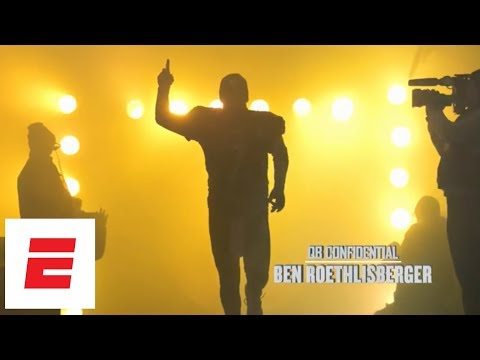 Ben Roethlisberger's 'ultimate dream' is sharing Super Bowl with his kids | QB Confidential | ESPN