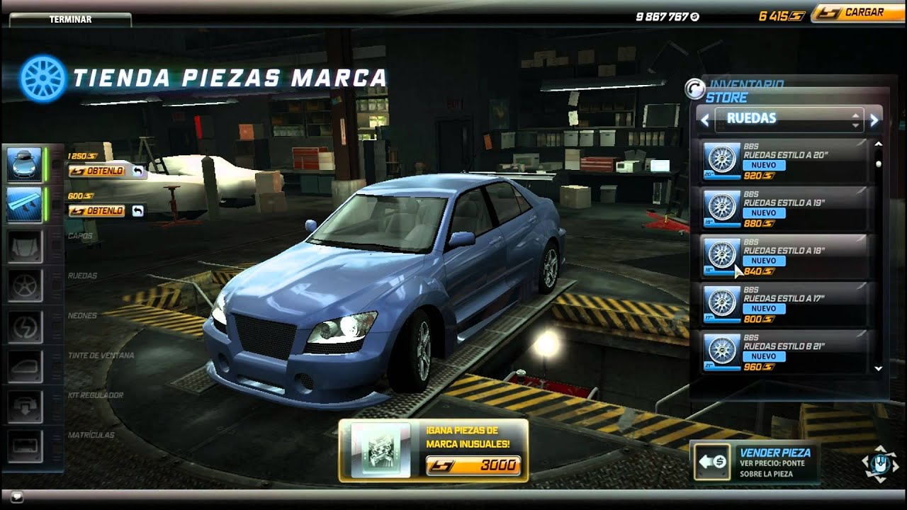 Need For Speed World 161 Update New Body Kits Lexus Is300