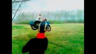 Приколы :Советские мотоциклы