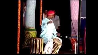 Yakshagana Tenku-Badagu chande jugal bandi.Adooru & KOTA