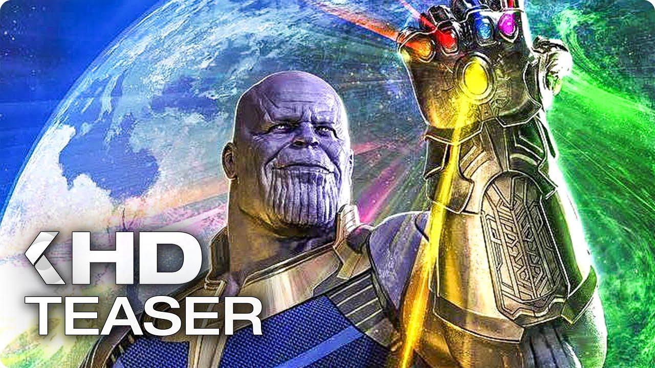 AVENGERS: Infinity War Trailer Teaser (2018)