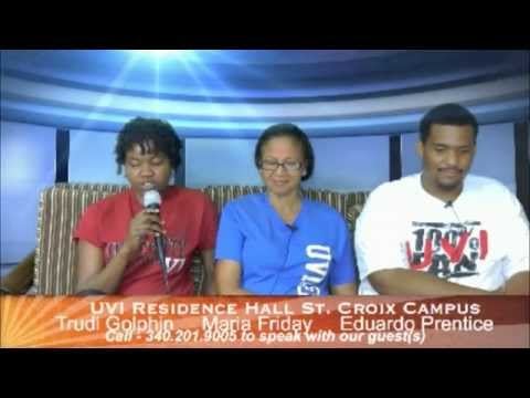 UVI Residence Hall  St. Croix Campus Staff     7.2.15