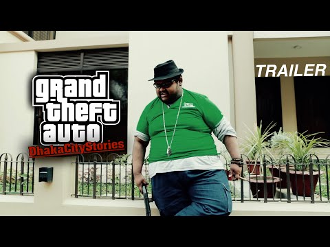 GTA: DHAKA CITY STORIES (Real Life) - Trailer