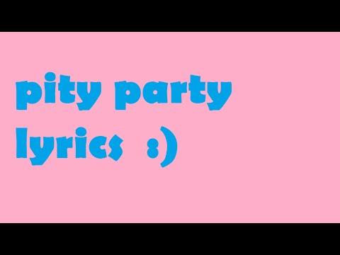 Pity Party | Melanie Martinez | READ description