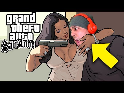 BABYGIRL DON'T SHOOT! LET ME GET THE NUMBER THO! [GTA: SAN ANDREAS] [#06]