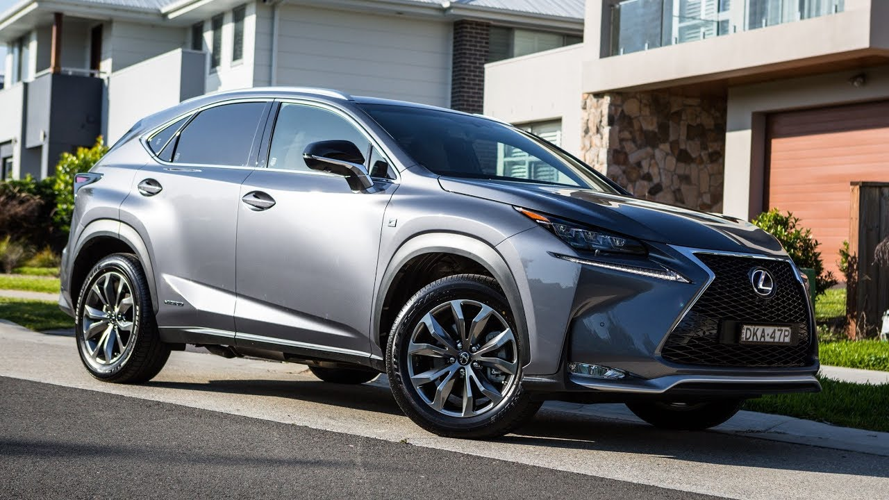 new lexus nx300h f sport 2017 exterior and interior youtube. Black Bedroom Furniture Sets. Home Design Ideas