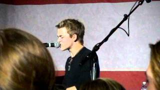 Hunter Hayes - Keep Your Head Up (Cover)