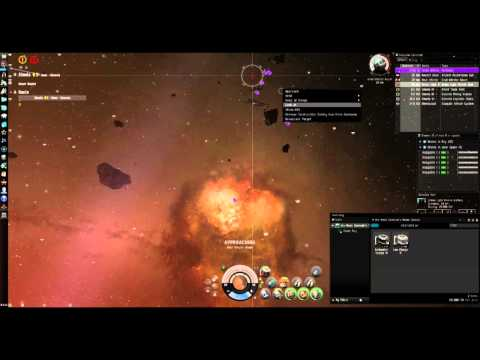 Eve Online - Ep 4 - First Military Missions Lvl 2 & 3
