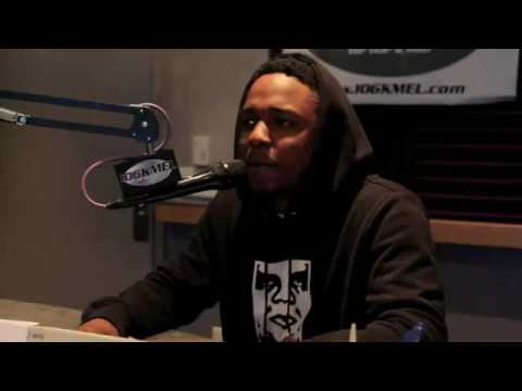 #TBT Kendrick Lamar calls Cut You Off one of his fav songs & spits lyrics from Sherane