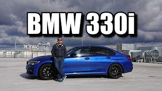 2019 BMW 3 Series (ENG) - Test Drive and Review