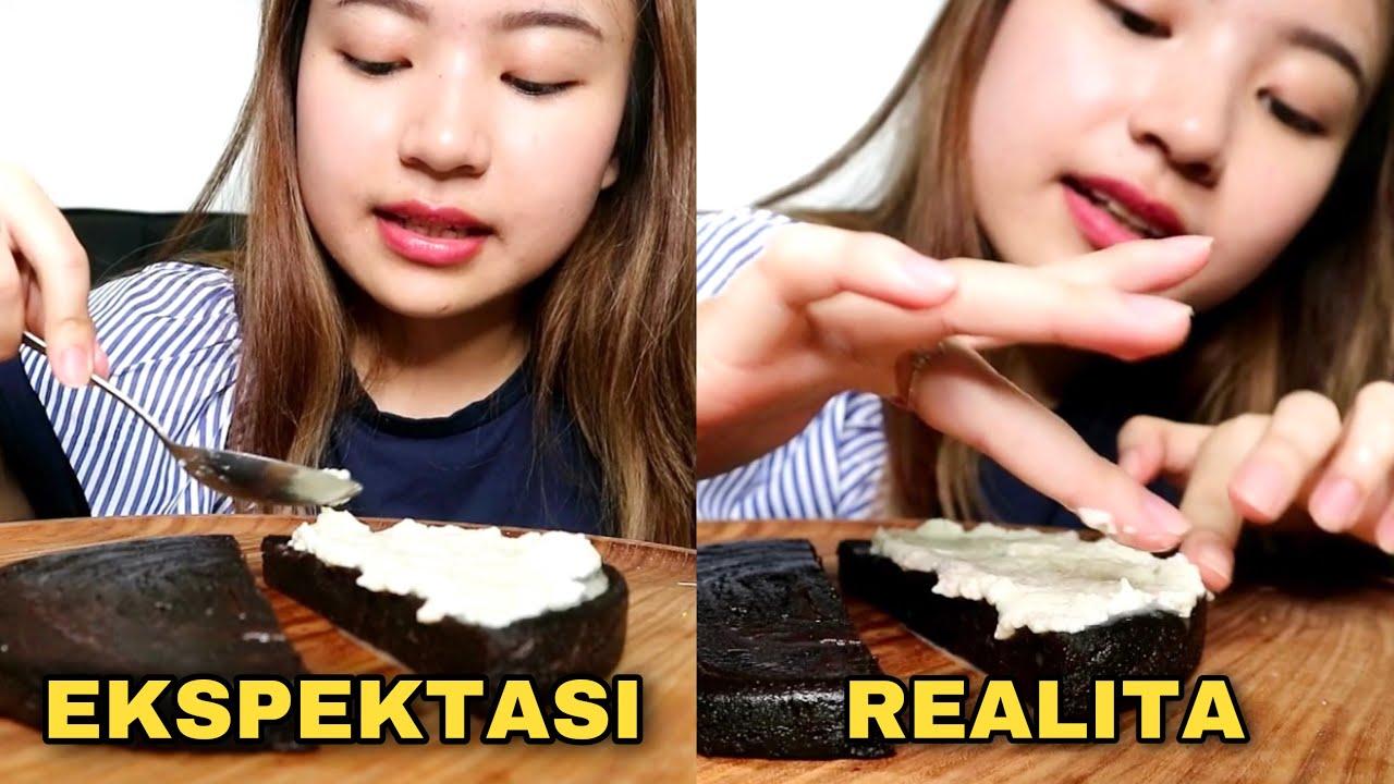 EKSPEKTASI vs REALITA || DI BALIK PEMBUATAN VIDEO FOOD VLOGGER