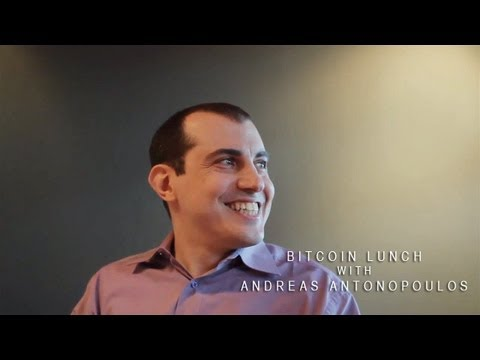 Bitcoin Cryptocurrency Crash Course with Andreas Antonopoulos -  Jefferson Club Dinner Meetup