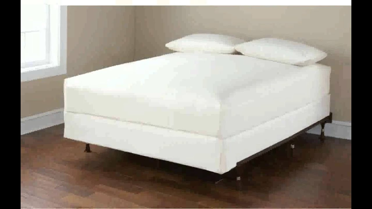 Queen Bed Frame Metal New Ideas - YouTube