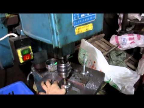 China Import, China Quality Control: Sofa Legs / Production 1