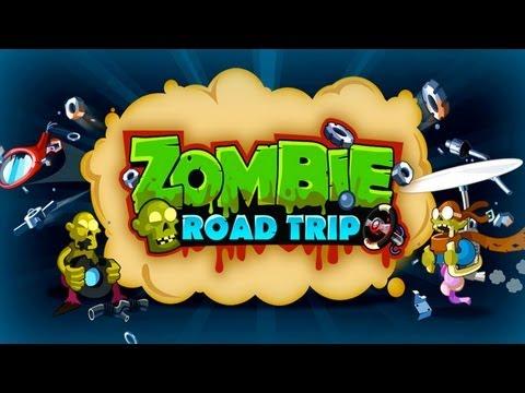 Zombie Road Trip - Universal - HD Gameplay Trailer