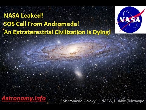 Update2015! NASA Received An SOS Call From Andromeda! An ...