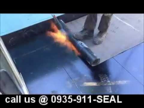 Philippine Waterproofing Contractor - Waterproofing Supplier - Waterproofing Company - Philippines