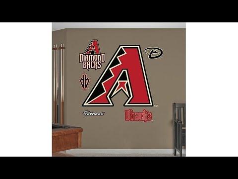 MLB Team Logo Wall Decals By Fathead Atlanta Braves