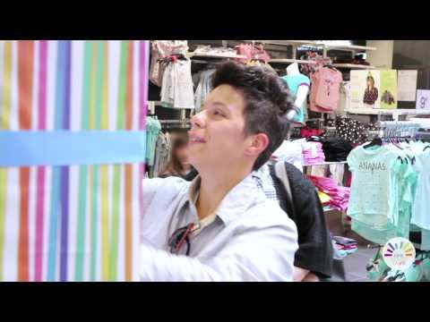 Una sorpresa mentre fai shopping? Sì, da Kiabi! (desiderio di Santina e Giusi) #Kiabicoloralavita from YouTube · Duration:  31 seconds