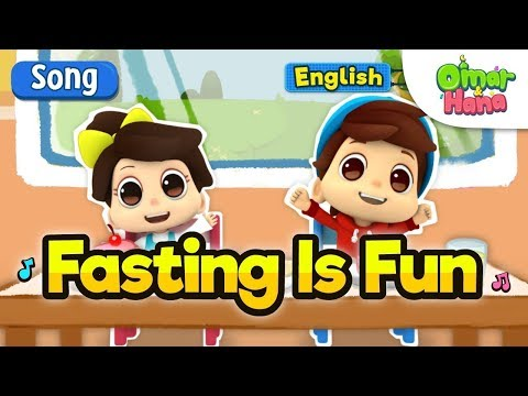 Islamic Songs For Kids | Fasting is Fun | Omar & Hana