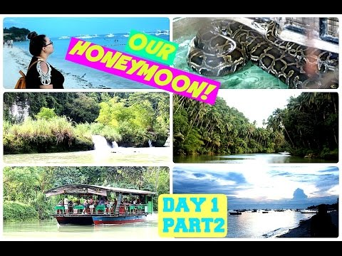 DAY 1 Part2 💜 BOHOL TOUR + HOTEL ROOM TOUR 💜 OUR HONEYMOON!