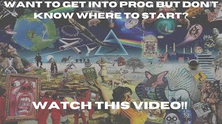 A Beginners Guide To Progressive Rock || A Brief History & Albums To Start With!