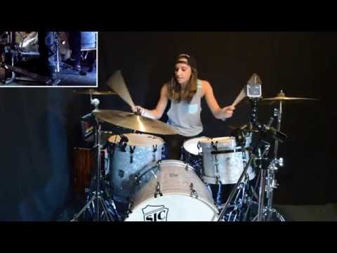 Simple Plan Drum Cover Medley - Boom, I'd Do Anything, I'm Just A Kid, & More!