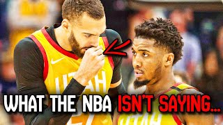 The REAL TRUTH Behind The NBA's Suspension