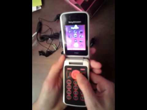 Unboxing Sony Ericsson T707