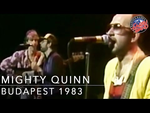 Manfred Mann's Earth Band - Mighty Quinn (Live in Budapest 1983)