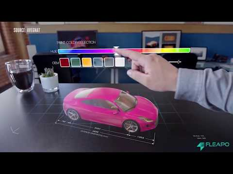 Repeat ALVAR and ARCore tracking demo by VTTAugmentedReality