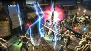 Aika War Realm v Realm Fantasy MMORPG official trailer PC video game