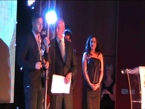 Adel Tarrabt receiving 2nd Place Plus Interview.MOD