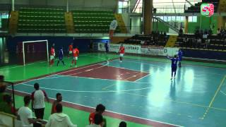 Calcio a 5, Final Four C2: Cisco Roma - Cosmos, highlights e interviste