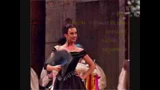 """""""Seguedille"""" leçon 56, livre III - Le Tour du Violoncelle en 80 leçons"""