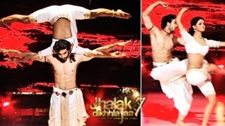 Shakti Mohan on Jhalak Dikhhla Jaa 7 BEST PERFORMANCE | 21st June 2014 Episode 5 |