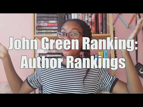 John Green | Author Rankings