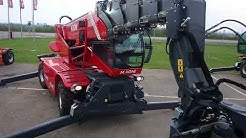 Magni Telescopic Handlers, working platform 500 kg.