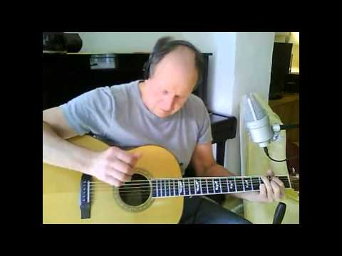 Easter Parade Cover Acoustic Guitar (Arr. Brad North)