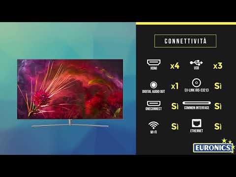 Samsung | TV QLED UHD Flat | Serie 8 | 55Q8FN 2018