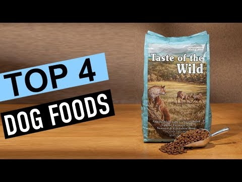 BEST 4: Dog Foods 2019